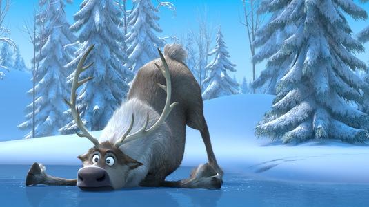 Frozen, el reino de hielo imagen 7