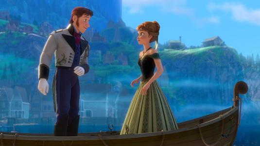 Frozen, el reino de hielo imagen 4