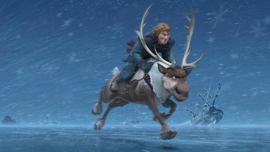 Frozen, el reino de hielo imagen 5