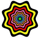 Dibujo Mandala 46 pintado por CLUBWINX