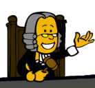 Dibujo Juez pintado por felipeovalle