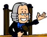 Dibujo Juez pintado por Marcel10