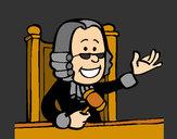 Dibujo Juez pintado por Sir-WFAG