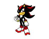 Dibujo Sonic pintado por Plumilla