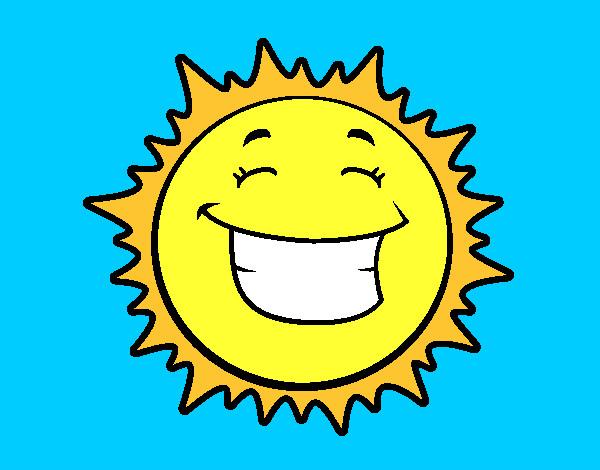 Dibujos De Sol Para Colorear E Imprimir: Caritas De Soles Para Imprimir