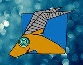 Dibujo Signo de Capricornio pintado por valuucha