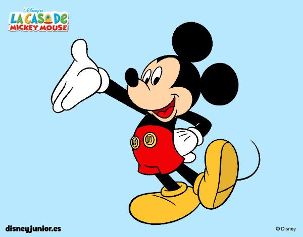 Dibujos de La Casa de Mickey Mouse mas visitados para ...