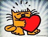 El gato y el corazón