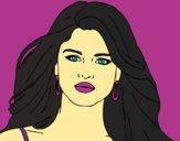 Selena Gomez primer plano