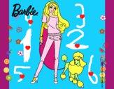 Barbie con look moderno