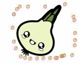 Cebolla de primavera