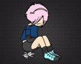 Chica EMO