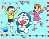 Doraemon y amigos