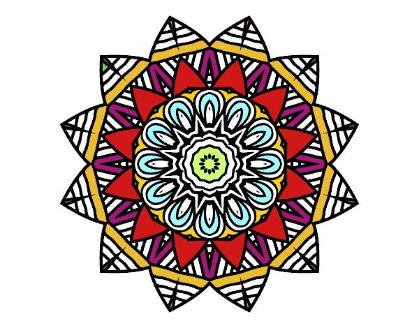 Mandala frutal