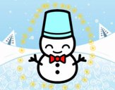 Muñeco de nieve 5