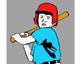 Niño bateador