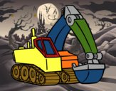 Pala excavadora
