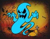 El fantasma de la tumba