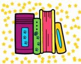 Libros de colegio