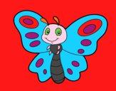Mariposa fantasía