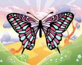 Mariposa gran mormón