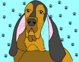 Dibujo Perro 3 pintado por Eva9