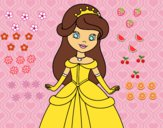 Princesa bella