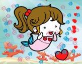 Sirena chibi