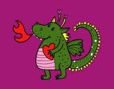 Dragón infantil