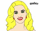 Katy Perry primer plano