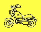 Moto harley