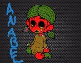 Dibujo Niña terrorífica pintado por ivonne017