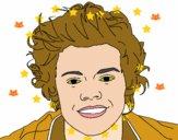 Retrato de Harry Styles