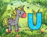 U de Unicornio