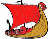 Barco vikingo 1