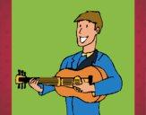 Guitarrista clásico