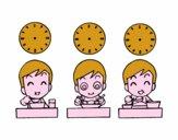 Horarios de comidas
