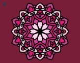 Dibujo Mandala celta pintado por Majestic