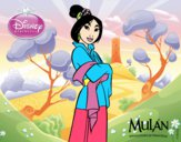 Mulan - Princesa Mulan