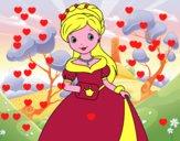 Princesa de gala