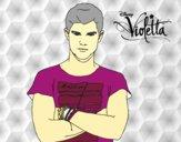 Violetta - Diego