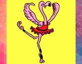 Avestruz en ballet