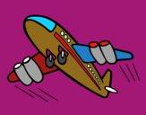 Avión rápido