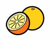 Dibujo Las naranjas pintado por ydmr