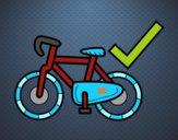 Dibujo Movilidad sostenible pintado por orehanita5