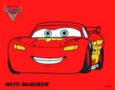 Cars 2 - Rayo McQueen