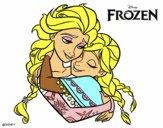 Frozen Elsa y Anna