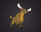 Toro salvaje 1