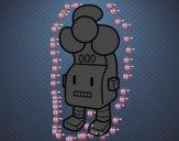 Robot ventilador