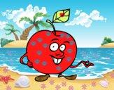 Señor manzana